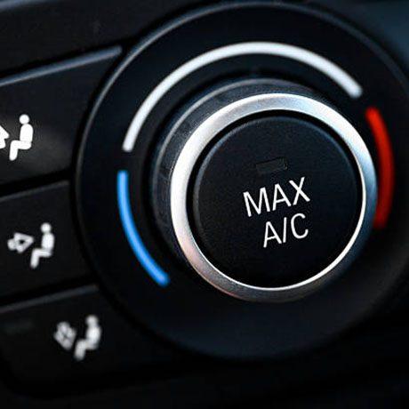 Climatizador del coche